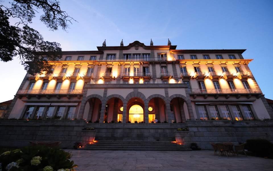 Pousada hotel viana do castelo monte de santa luzia - Viana do castelo portugal ...