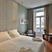 Bedroom at Pousada in Lisboa - Lisbon - Terreiro do Paco