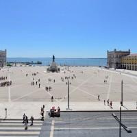View of Terreiro do Paco - Lisbon historical centre