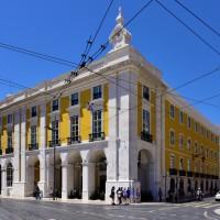 Facade Pousada Lisboa