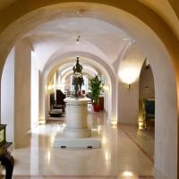 Arches corridor - Lisboa Pousada