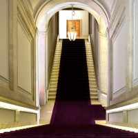 Luxury accommodation at Pousada in Lisbon