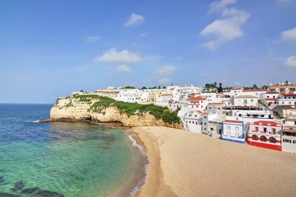 beautiful beaches in portugal