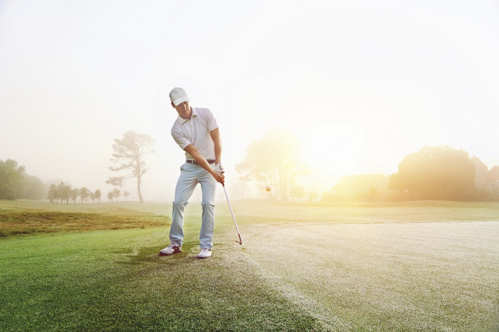 chip shot golf