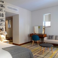 Classic bedroom - Hotel Pestana Vintage bedroom