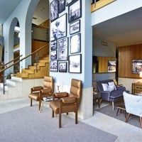 Hotel Pestana Porto - Bar and Lobby