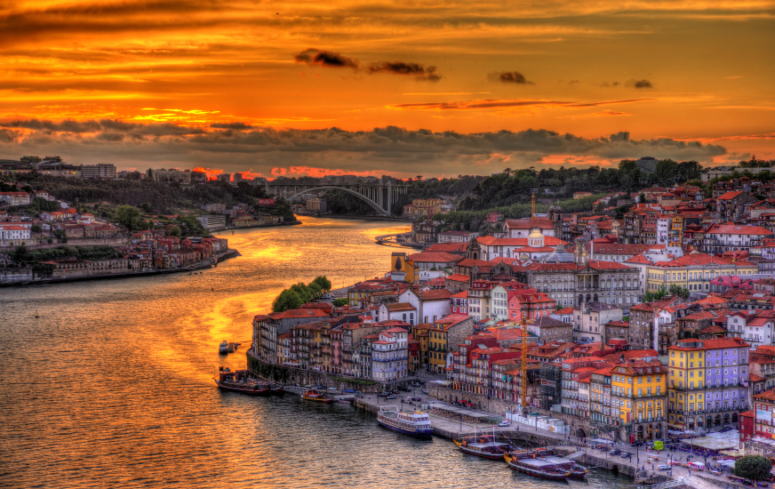 experience the douro river cruise pousadas of portugal. Black Bedroom Furniture Sets. Home Design Ideas