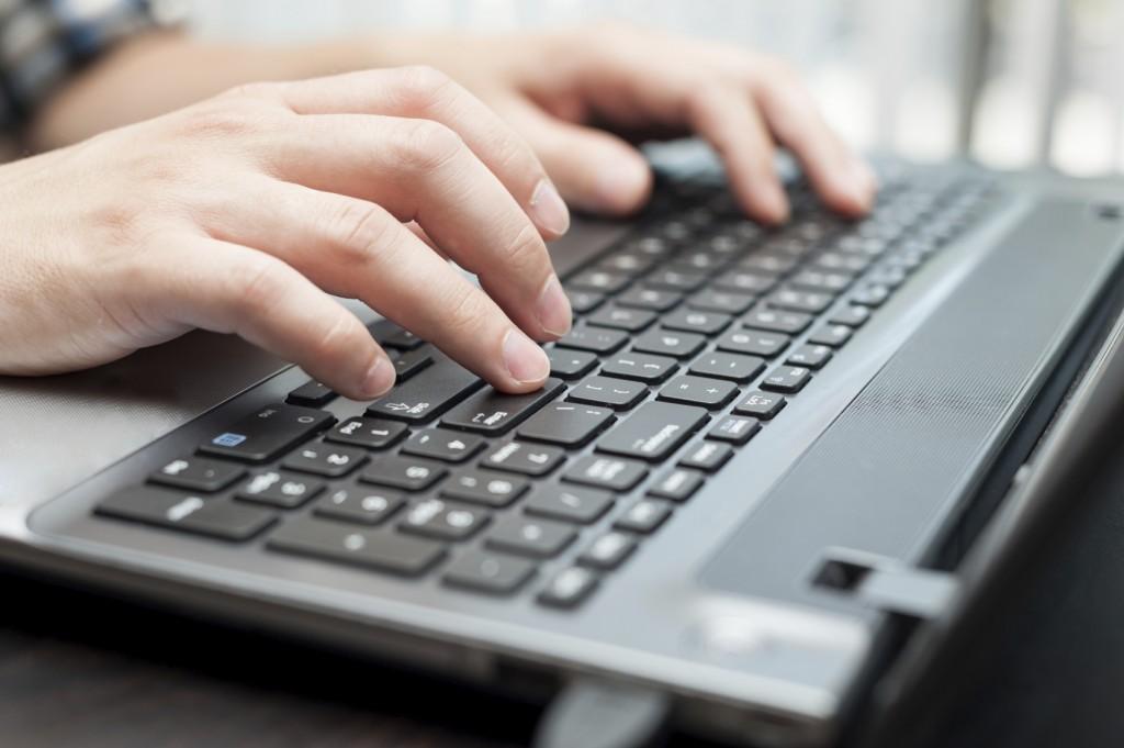 Hands on Keyboard - iStock_000041997816_Medium