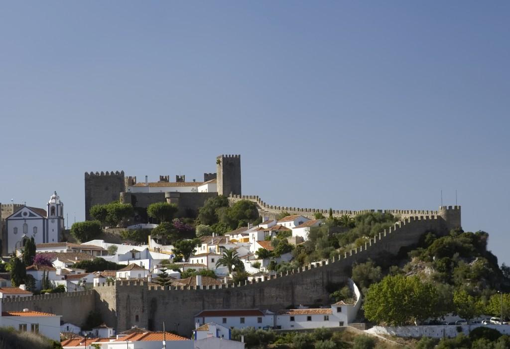 Obidos Portugal - iStock_000004188807_Large