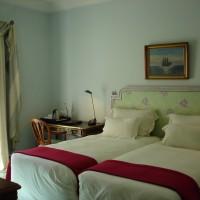 Pestana Palace, city view bedroom