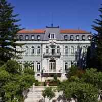 Pestana Palace Lisboa, facade