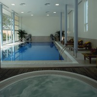 Pestana Palace Lisboa, indoor pool
