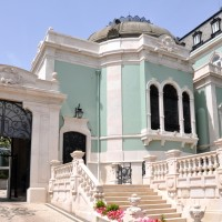 Main Entrance, Pestana Palace