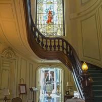 Pestana Palace Staircase, Lisbon