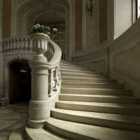 Pestana Palace, Staircase