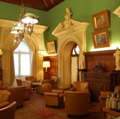Salao Nobre - Bussaco Palace Hotel