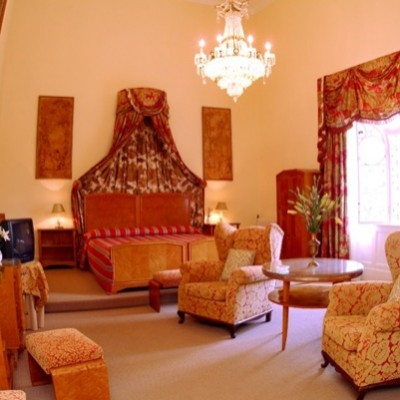 Suite in the Bussaco Palace