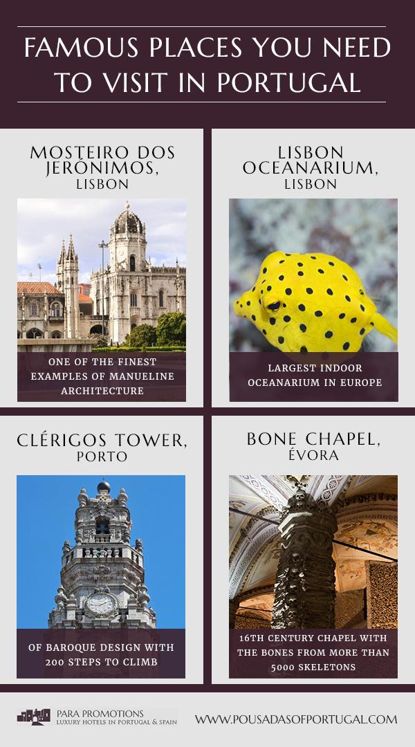 Portugal Famous Places