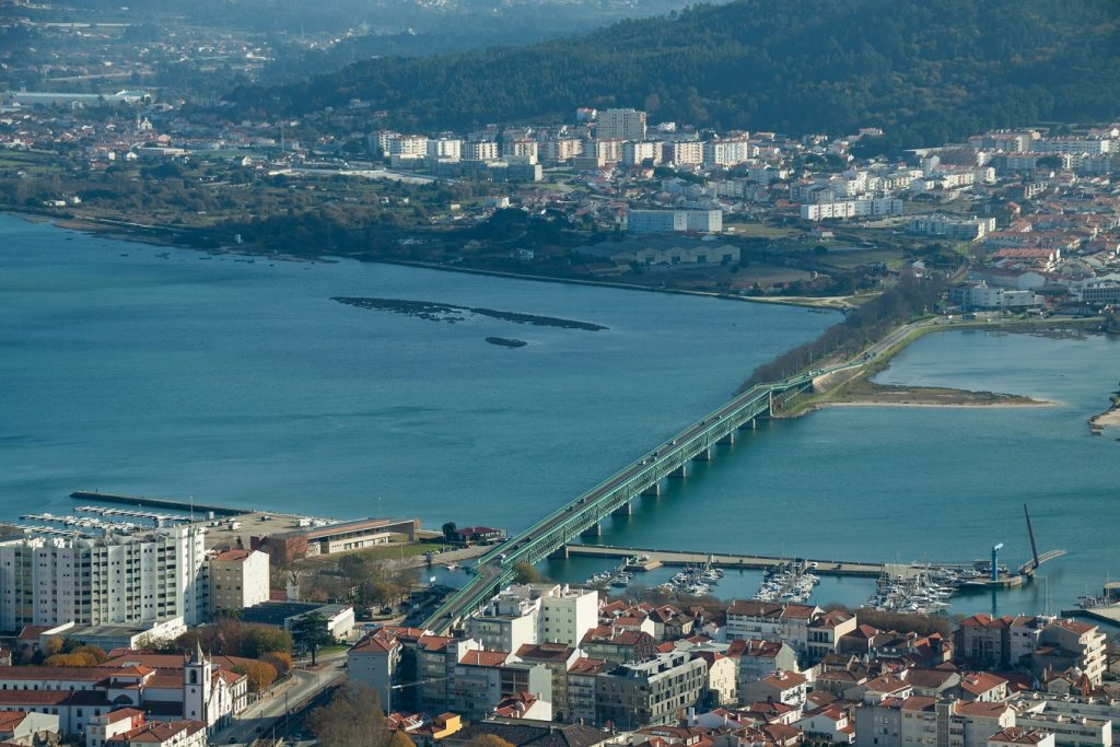Viana do Castelo is a municipality and seat of the district of Viana do Castelo in the Norte Region of Portugal. It is located on the Portuguese Way path, an alternative path of the Camino de Santiago, and at the mouth of the Lima river.