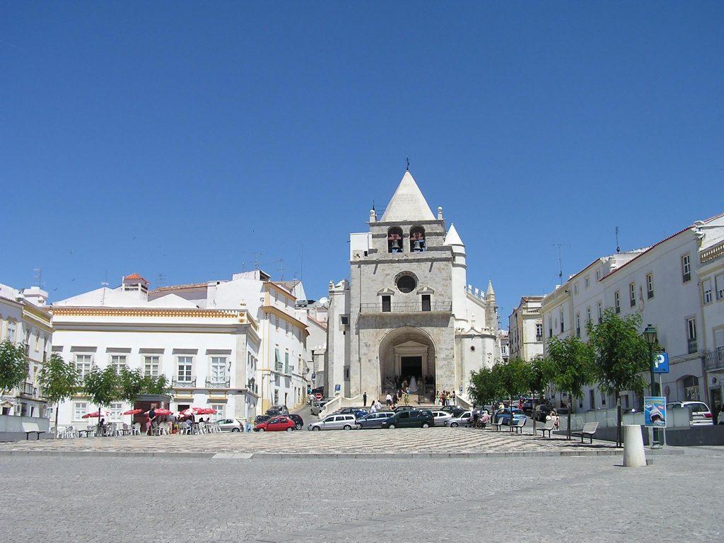 Praça da República, Elvas (Portugal)
