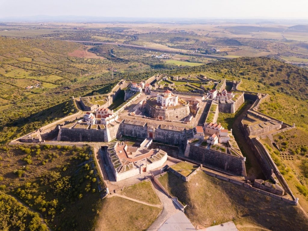 Elvas (and Its Fortifications)